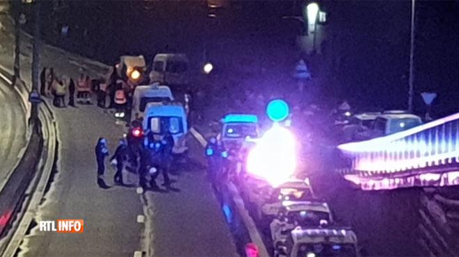 Blocage de gilets jaunes à Visé: une personne est décédée après avoir été renversée par un camion