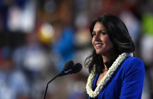 Une jeune démocrate hawaïenne, ex-militaire, se lance dans la présidentielle américaine