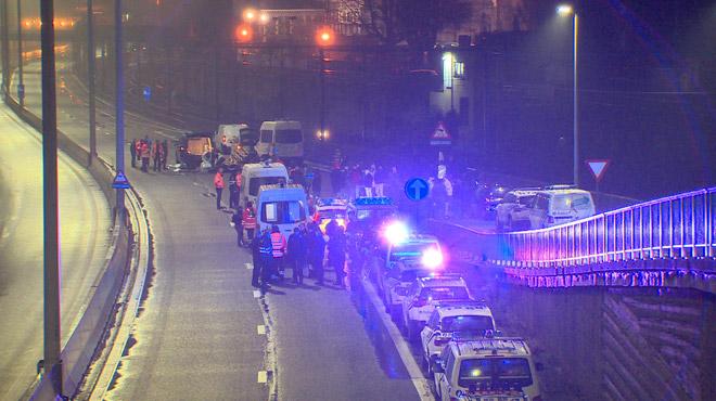 Gilet jaune décédé à Visé: la police néerlandaise recherche aussi le camion
