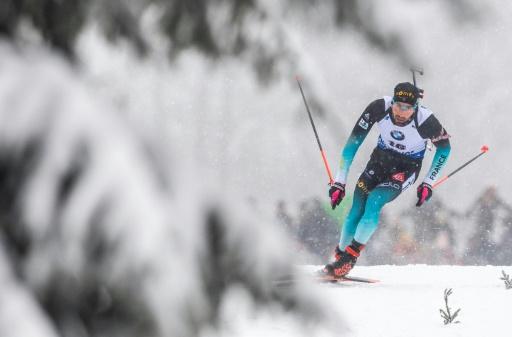 Biathlon: Fourcade manque le podium, la passe de 7 pour Boe