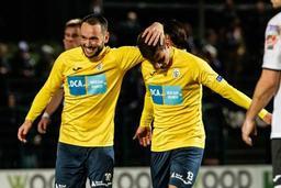 Proximus League - Le Beerschot Wilrijk met la pression sur le KV Malines en l'emportant à Roulers
