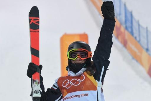 Ski de bosses: Laffont 2e, prend la tête du général à Calgary