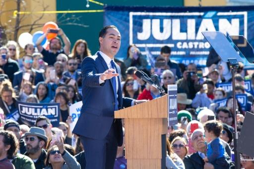 Un ex-ministre d'Obama, Julian Castro, rejoint la course à la présidentielle