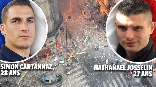 Explosion à Paris: le bilan passe à 4 morts