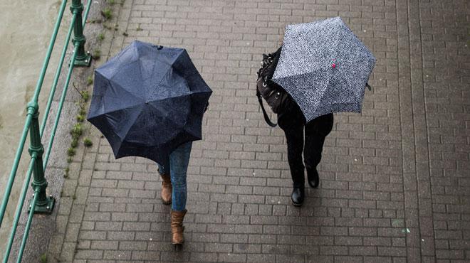 Prévisions météo: de fortes rafales attendues ce dimanche