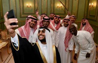 Mariages en Arabie saoudite- c'est bien aussi quand c'est petit