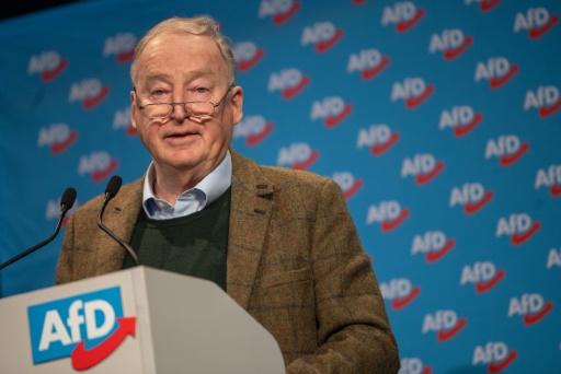 L'extrême droite allemande caresse l'idée d'une sortie de l'UE