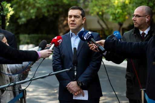 Grèce : le prochain vote sur la Macédoine crée une onde de choc pour le gouvernement Tsipras