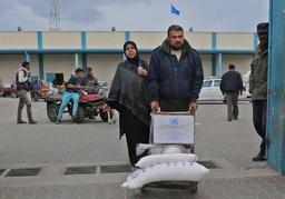 Le PAM contraint de réduire son aide dans les territoires palestiniens