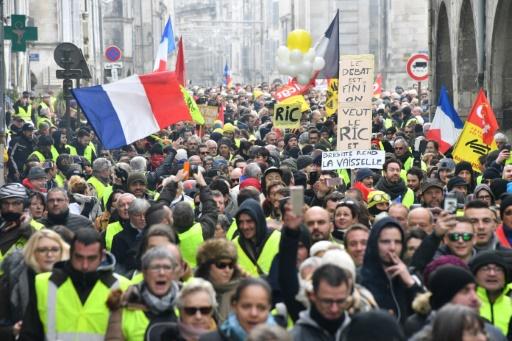 Macron trace le chemin du grand débat