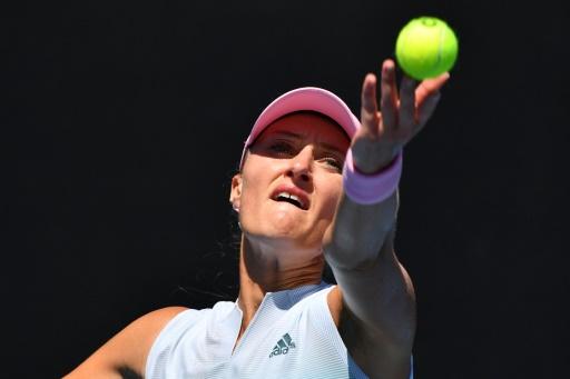 Open d'Australie: Mladenovic tombe dès le premier tour