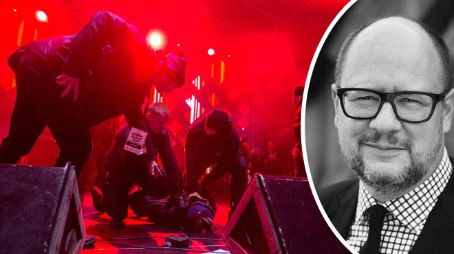 Poignardé par un braqueur multirécidiviste, le maire de Gdansk est décédé: la Pologne sous le choc
