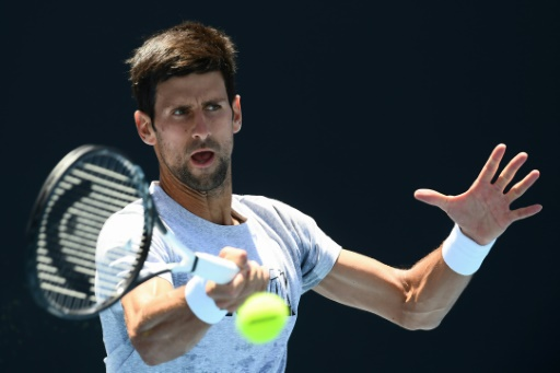 Open d'Australie: Djokovic et Serena Williams entrent en lice