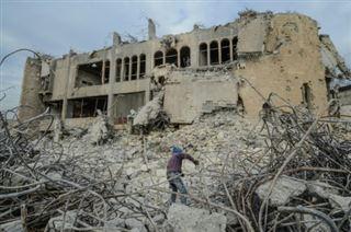 Mossoul détruit un joyau architectural utilisé par l'EI pour des exécutions