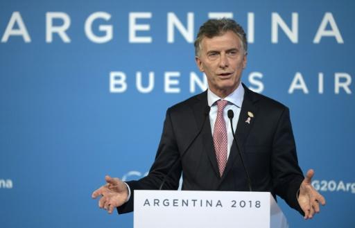 L'Argentin Macri en visite au Brésil mercredi pour renforcer les liens commerciaux