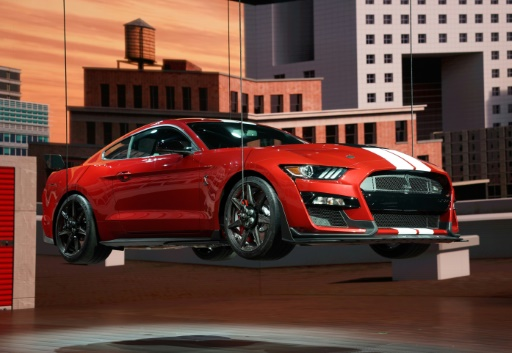 Ford et Toyota font souffler de la nostalgie au salon de Detroit