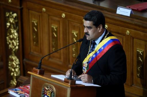 Pour Maduro, Bolsonaro est le