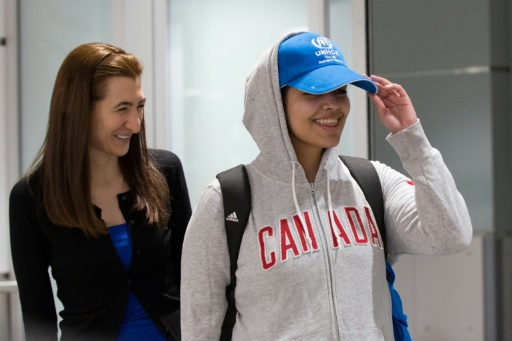 La Saoudienne réfugiée au Canada raconte son ancienne vie