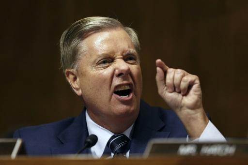 Lindsey Graham, l'homme qui murmure à l'oreille de Trump