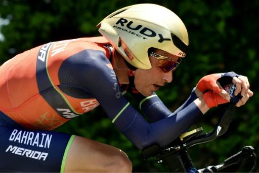 Cyclisme: le Slovène Brajkovic suspendu dix mois pour dopage par l'UCI