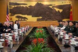 La Chine avertit les USA qu'elle défendra ses prétentions sur Taïwan
