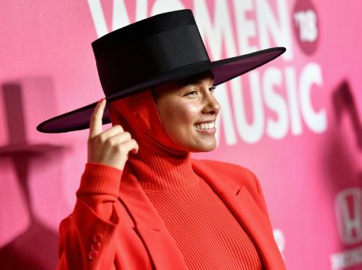 La chanteuse Alicia Keys va présenter la cérémonie des Grammy Awards