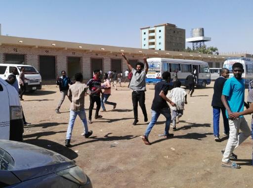 La police disperse une nouvelle manifestation antigouvernementale à Khartoum