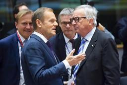 Brexit - Donald Tusk appelle à une