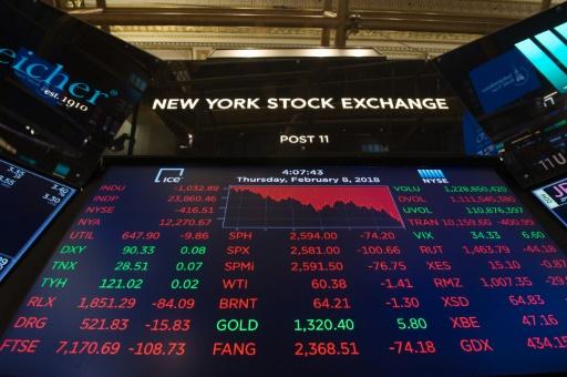 Wall Street finit en hausse, profite de la Chine et de Netflix
