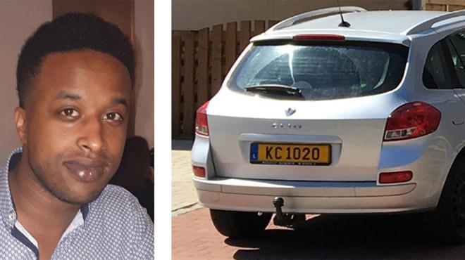 Sailor Ntwari a disparu à Namur depuis le 7 janvier: avez-vous vu ce jeune homme?
