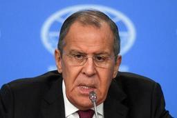 Lavrov assure que la Russie