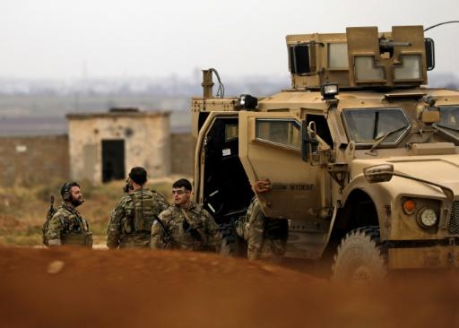 Syrie: attentat suicide de l'EI contre la coalition menée par Washington (OSDH)