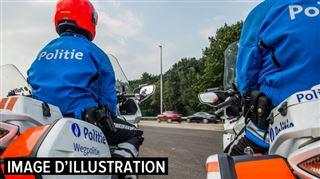 Un chauffard interpellé après une course-poursuite de Nivelles à Pont-à-Celles 4