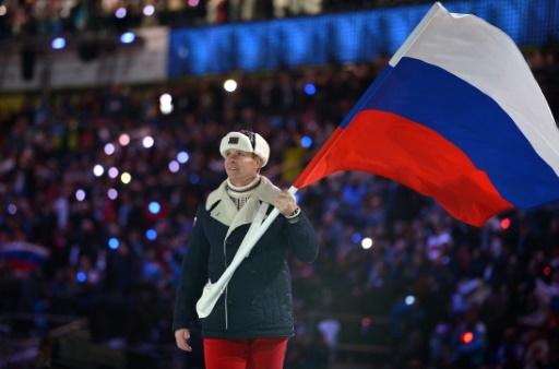 Dopage: l'ex-bobeur Alexander Zubkov, porte-drapeau russe à Sotchi-2014, suspendu deux ans