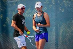 Open d'Australie - David Taylor, le coach de Mertens, après son deuxième tour: