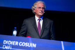 Didier Gosuin ne sera pas candidat aux élections régionales bruxelloises