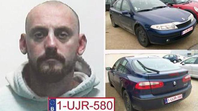 Meurtre de Marion Wivinne à Flawinne: avez-vous vu cet homme ou cette Renault Laguna?