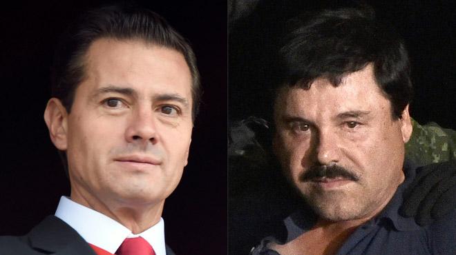 El Chapo a-t-il vraiment versé 100 millions de dollars à l'ex-président du Mexique? Un trafiquant l'a affirmé dans un tribunal de New York