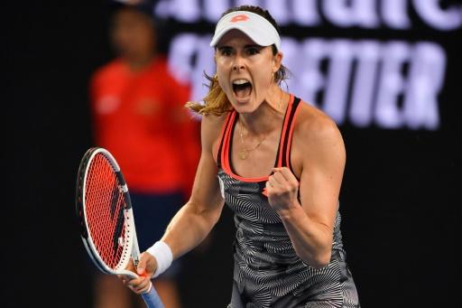 Open d'Australie: Cornet stoppée par Venus Williams, Garcia seule Française au 3e tour