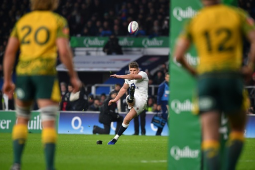Six nations: Farrell capitaine du XV d'Angleterre en l'absence de Hartley