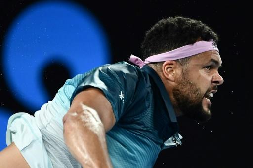 Open d'Australie: Djokovic éteint Tsonga en trois sets