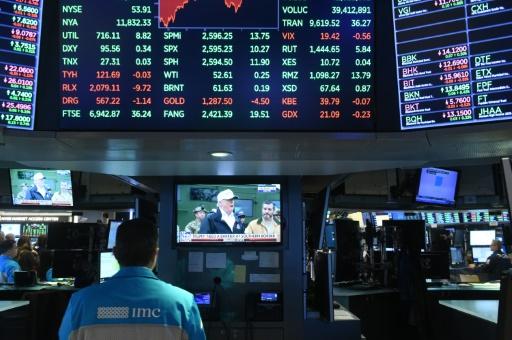 Wall Street, déçue par les résultats de Morgan Stanley, ouvre en baisse