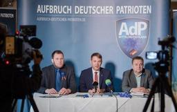 Allemagne : lancement d'un nouveau mouvement d'extrême droite