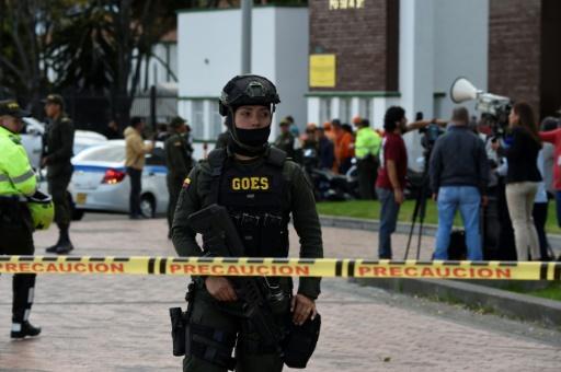 Attentat à la voiture piégée à Bogota : 8 morts, 10 blessés