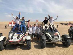 Dakar 2019 - Stéphane Henrard: