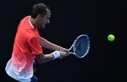 Open d'Australie - Medvedev, adversaire de Goffin: