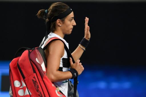 Open d'Australie: Garcia étouffée au 3e tour, plus de Française en lice