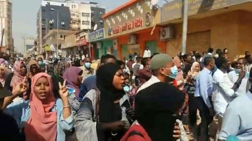 Soudan: trois morts lors des manifestations de jeudi (nouveau bilan)