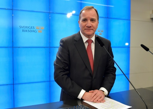 Suède : le social-démocrate Stefan Löfven reconduit au poste de Premier ministre