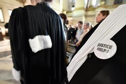 La magistrature séduit toujours moins